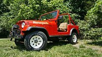 1978 Jeep CJ-7 for sale 100772823