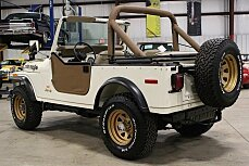 1978 Jeep CJ-7 for sale 100820721