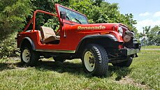1978 Jeep CJ-7 for sale 100861463