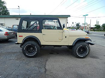 1978 Jeep CJ-7 for sale 101003114