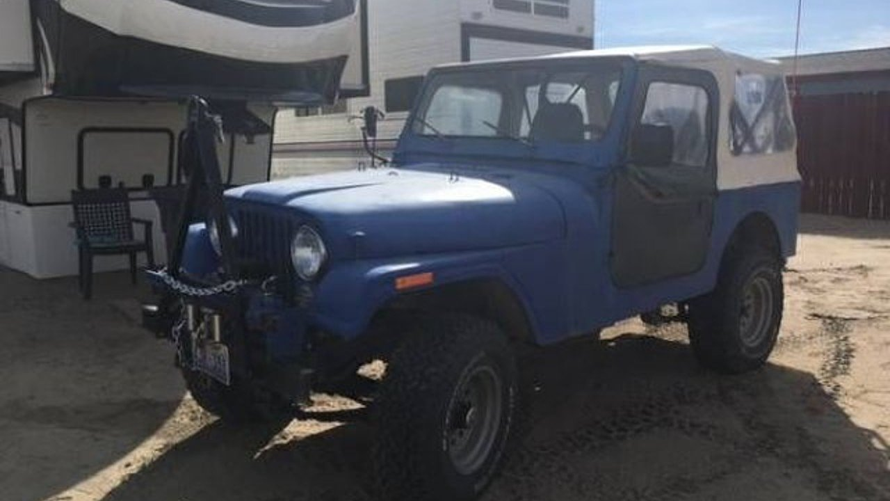 1978 Jeep CJ-7 for sale 100974533