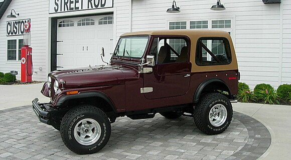 1978 Jeep CJ-7 for sale 100894115