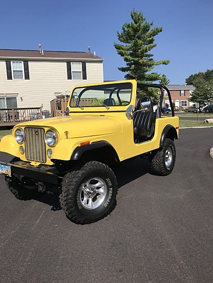 1978 Jeep CJ-7 for sale 101008386