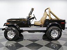 1978 Jeep CJ-7 for sale 100872816