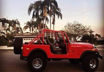1978 Jeep CJ-7 for sale 100879283