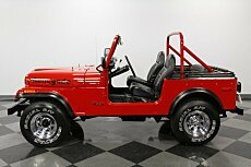 1978 Jeep CJ-7 for sale 100988101