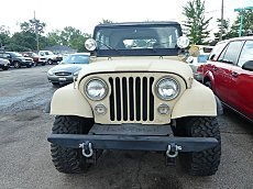 1978 Jeep CJ-7 for sale 101005428