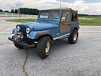 1978 Jeep CJ-7 for sale 101022928