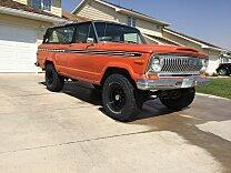 1978 Jeep Cherokee 4WD 2-Door for sale 100904785