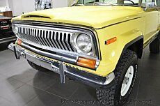 1978 Jeep Cherokee for sale 100857733