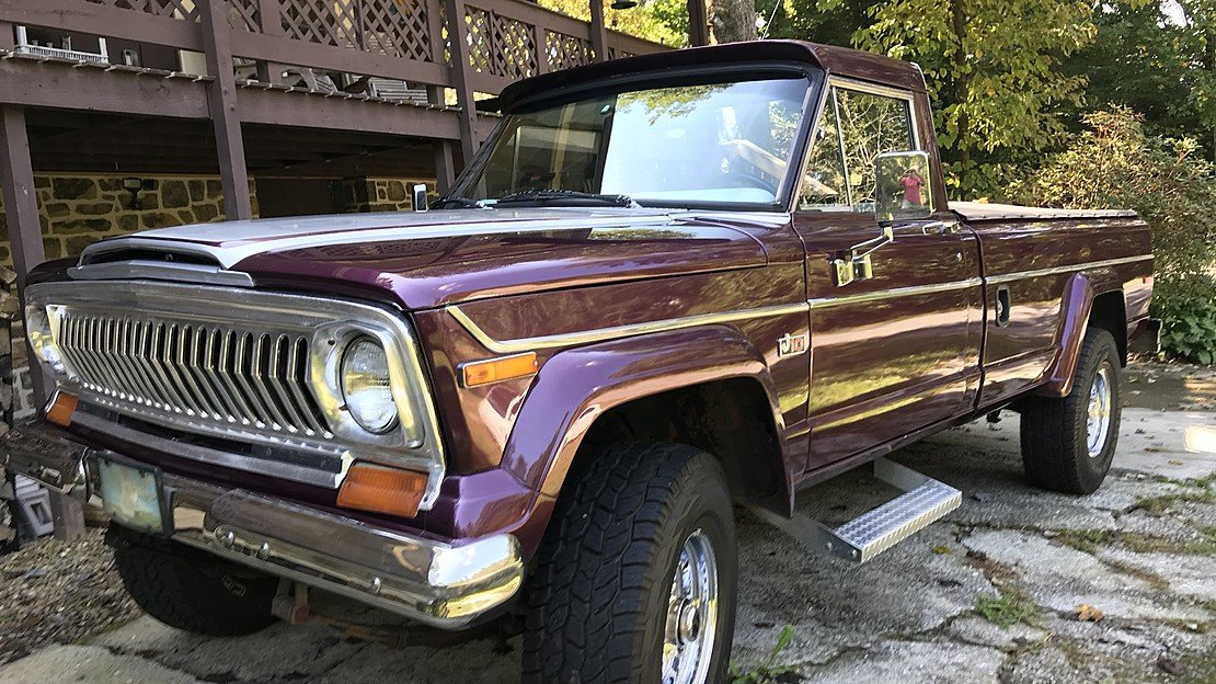 1978 Jeep J10 for sale 101034977
