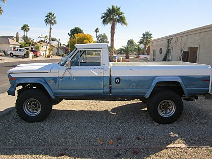 1978 Jeep J20 for sale 100951675
