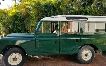 1978 Land Rover Series III for sale 100942419