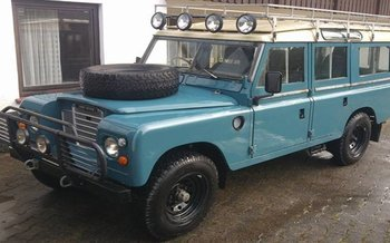 1978 Land Rover Series III for sale 101014868