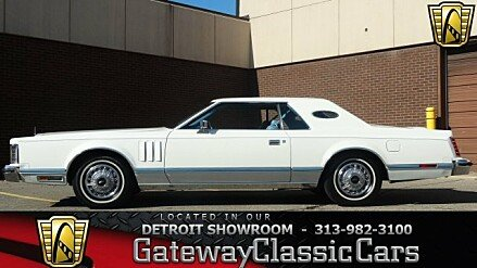 1978 Lincoln Continental for sale 100739069