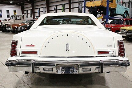 1978 Lincoln Continental for sale 100739989