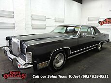 1978 Lincoln Continental for sale 100774440