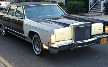 1978 Lincoln Continental for sale 100782459