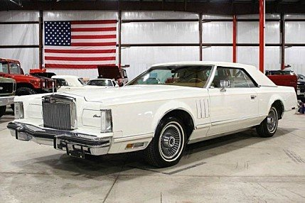 1978 Lincoln Continental for sale 100797713