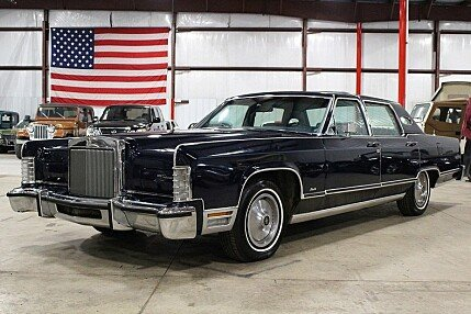 1978 Lincoln Continental for sale 100820740