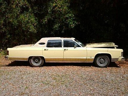 1978 Lincoln Continental for sale 100829370