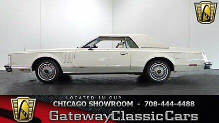 1978 Lincoln Continental for sale 100918501