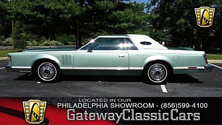 1978 Lincoln Continental for sale 100921590
