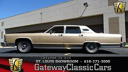 1978 Lincoln Continental for sale 100921610