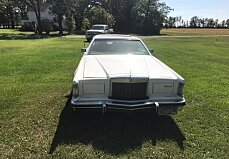 1978 Lincoln Continental for sale 100924634