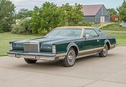 1978 Lincoln Continental for sale 100929786