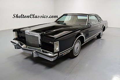 1978 Lincoln Continental for sale 100943339