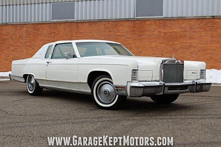 1978 Lincoln Continental for sale 100959051