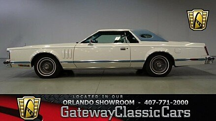 1978 Lincoln Continental for sale 100963441