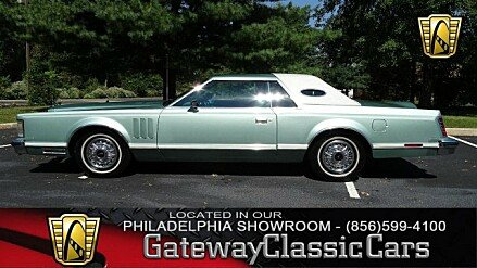 1978 Lincoln Continental for sale 100964447