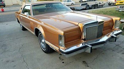 1978 Lincoln Continental for sale 100973882