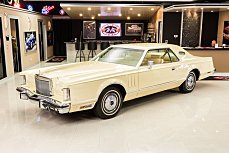 1978 Lincoln Continental for sale 100997920