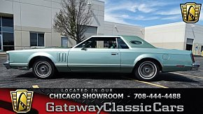 1978 Lincoln Continental for sale 100998195