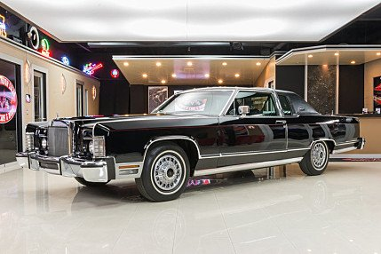 1978 Lincoln Continental for sale 101017200