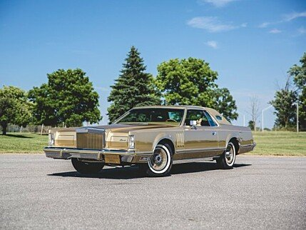 1978 Lincoln Continental for sale 101017970