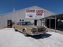 1978 Lincoln Mark V for sale 100757243