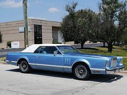 1978 Lincoln Mark V for sale 100772576