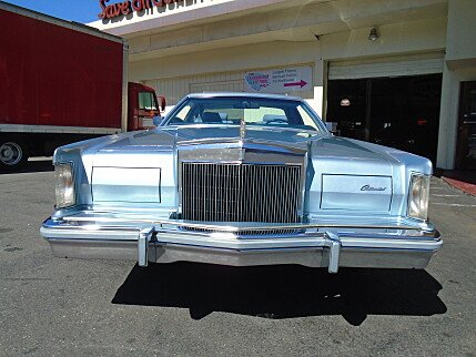 1978 Lincoln Mark V for sale 100772763