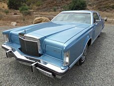 1978 Lincoln Mark V for sale 100798570
