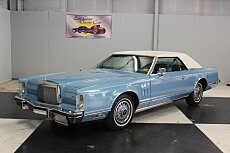 1978 Lincoln Mark V for sale 100880256