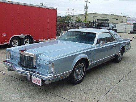 1978 Lincoln Mark V for sale 100914516
