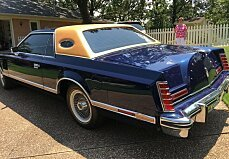 1978 Lincoln Mark V for sale 100922897