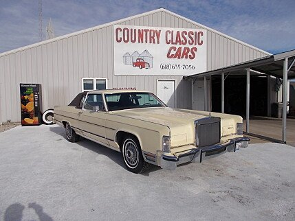 1978 Lincoln Other Lincoln Models for sale 100757242