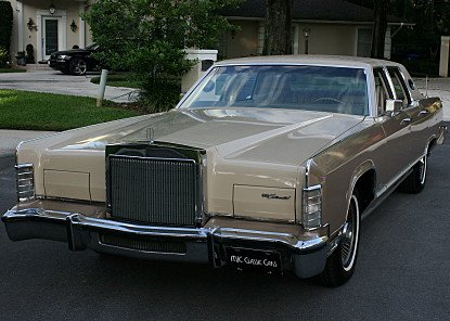 1978 Lincoln Other Lincoln Models for sale 100772495