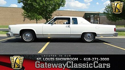 1978 Lincoln Other Lincoln Models for sale 100772850
