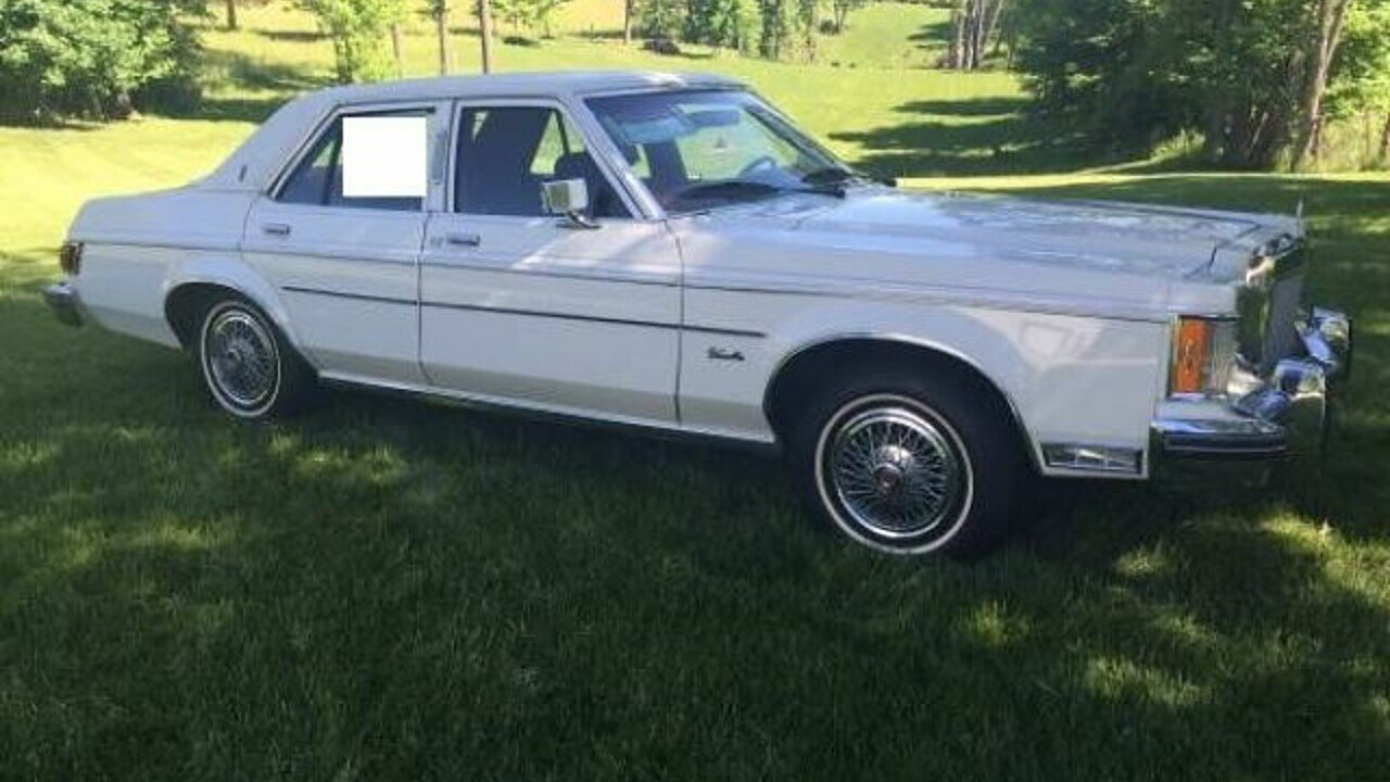 1978 Lincoln Versailles for sale 101005429